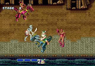 games similar to Golden Axe