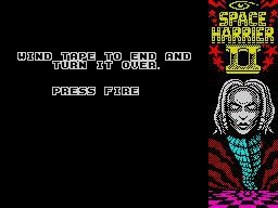games similar to Space Harrier II (1988)