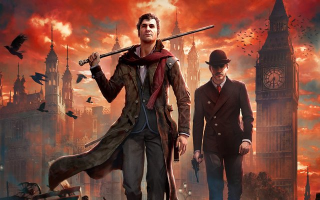games similar to Sherlock Holmes: The Devil's Daughter