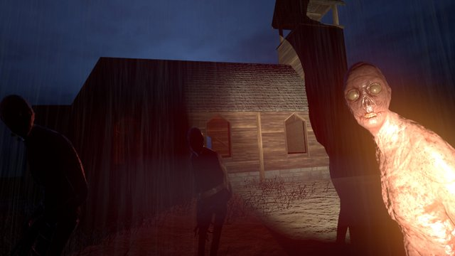 games similar to Grave VR