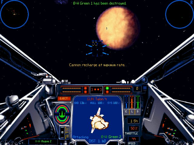 games similar to STAR WARS X Wing vs TIE Fighter   Balance of Power Campaigns