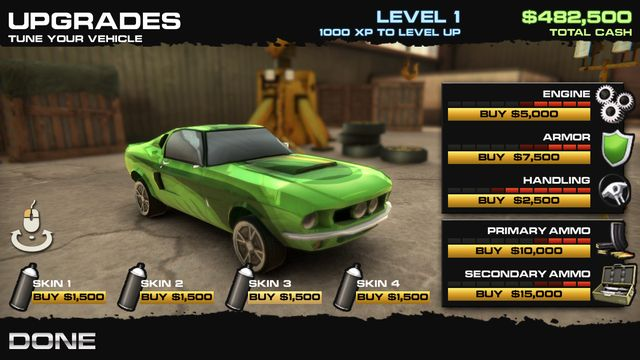 games similar to Burnin' Rubber 5 HD