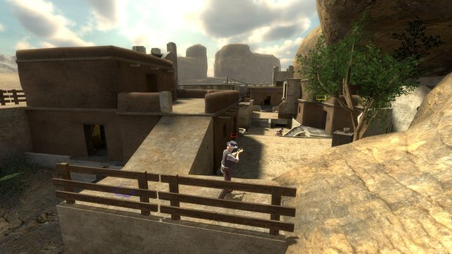 games similar to Fistful of Frags