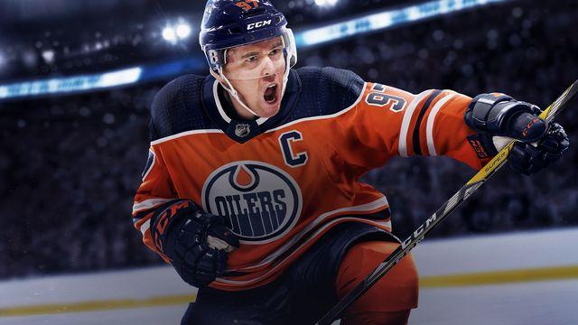 games similar to EA SPORTS NHL 18