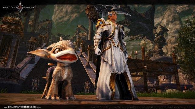 games similar to Dragon's Prophet