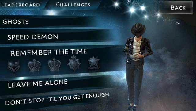 games similar to Michael Jackson The Experience HD