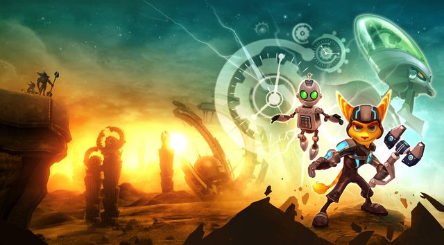 games similar to Ratchet and Clank: A Crack in Time