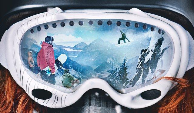 games similar to Shaun White Snowboarding