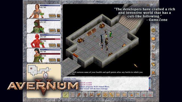 games similar to Avernum 5