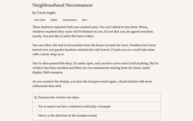 games similar to Neighbourhood Necromancer