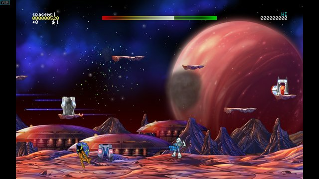 games similar to Jetpac Refuelled