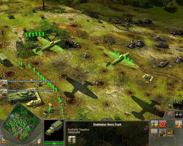 games similar to Blitzkrieg 2 Anthology