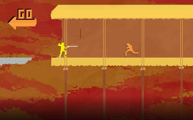games similar to Nidhogg