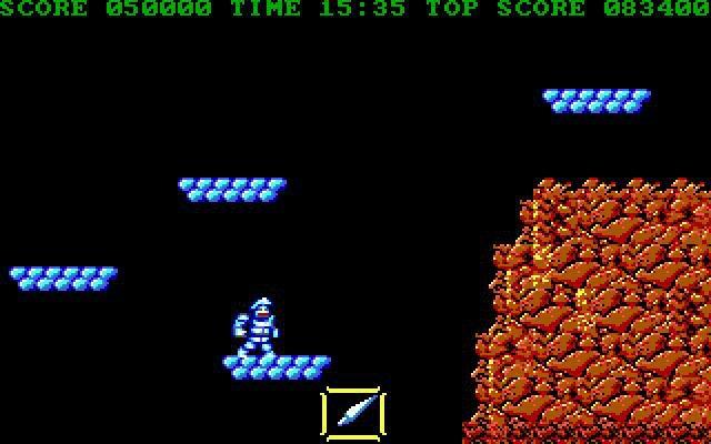 games similar to Ghosts 'n' Goblins