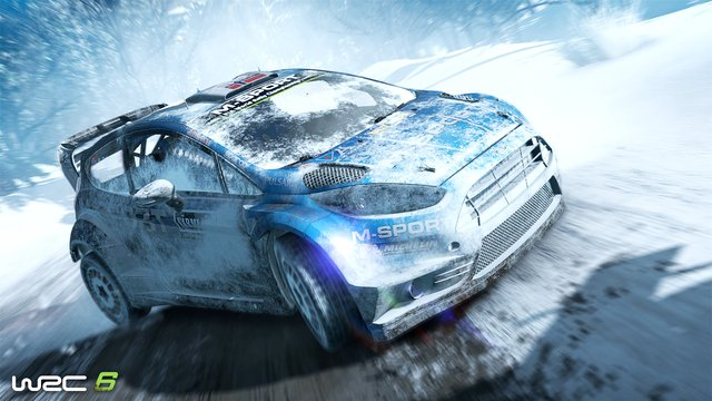 games similar to WRC 6 (itch)