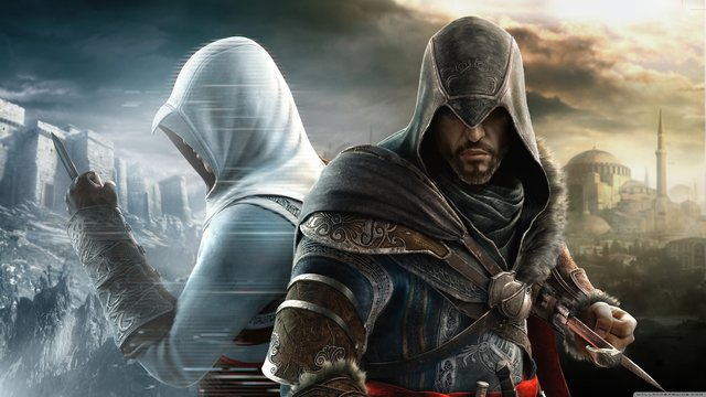 games similar to Assassin's Creed Revelations