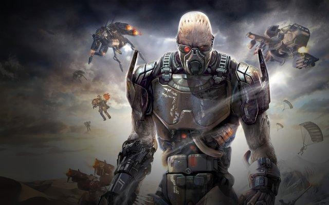 games similar to Enemy Territory: Quake Wars