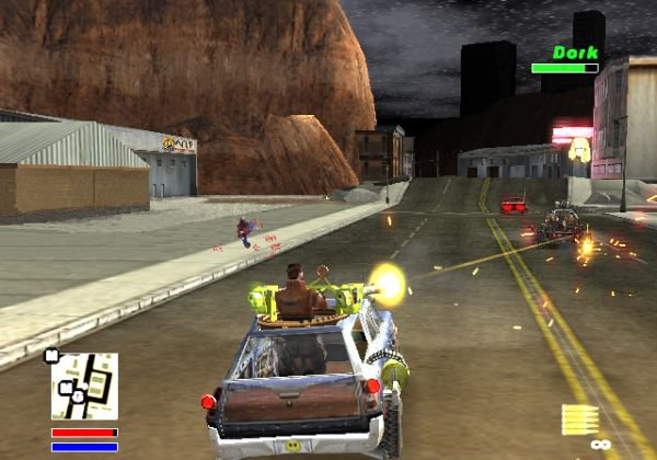 games similar to RoadKill