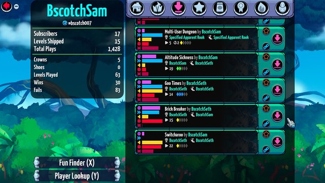 games similar to Levelhead