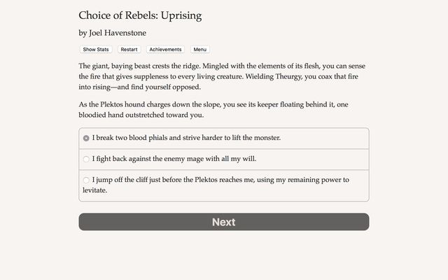 games similar to Choice of Rebels: Uprising