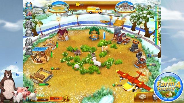games similar to Farm Frenzy 4