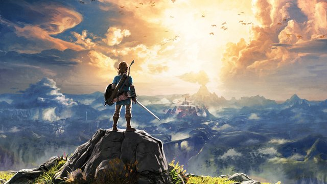 games similar to The Legend of Zelda: Breath of the Wild