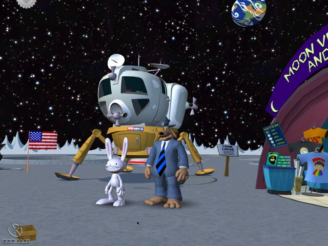 games similar to Sam & Max: 106   Bright Side of the Moon