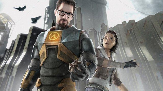 games similar to Half Life 2