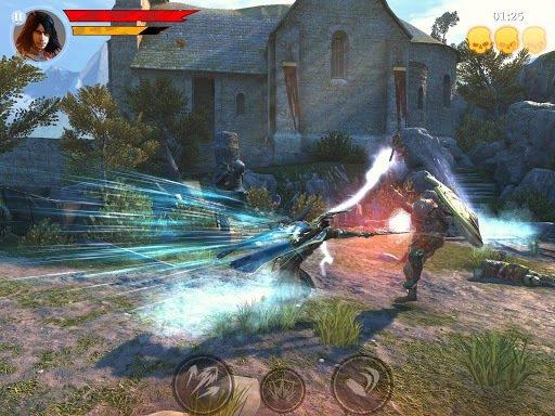 games similar to Iron Blade