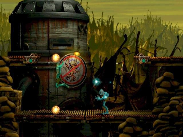 games similar to Oddworld: Abe's Exoddus