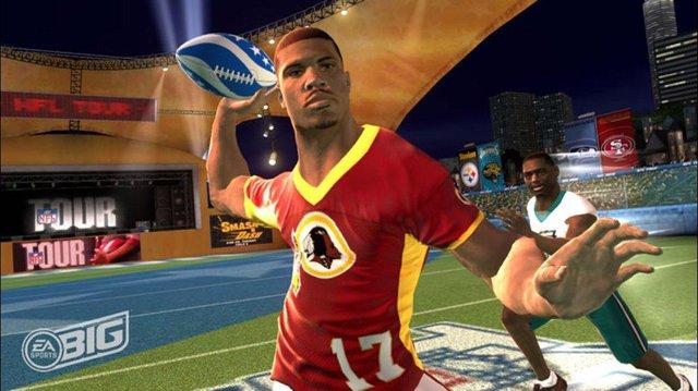 games similar to NFL Tour