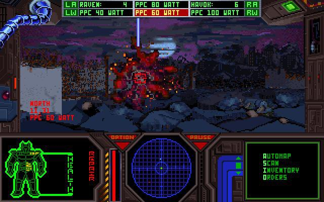 games similar to The Terminator 2029: Operation Scour