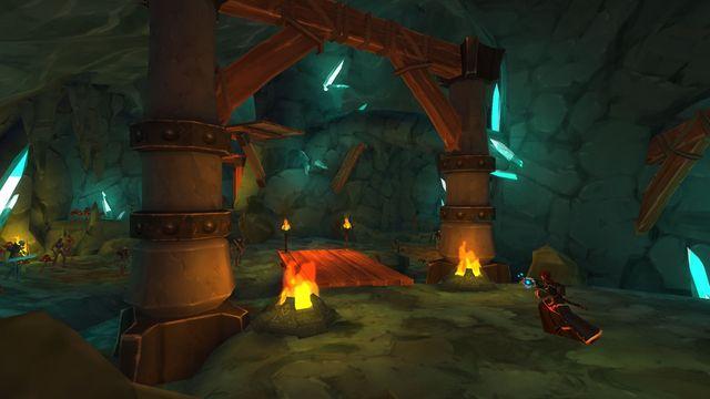 games similar to AdventureQuest 3D