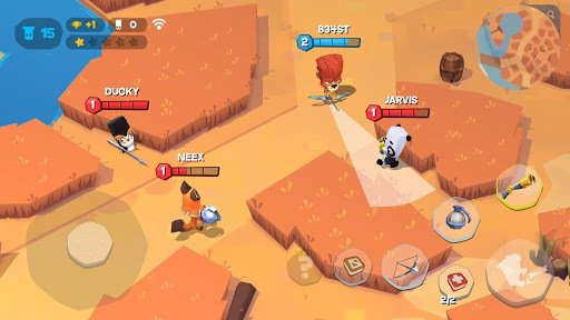 games similar to Zooba: Free For All Battle Game