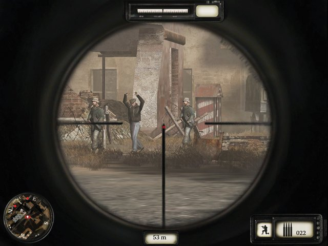 games similar to Sniper Art of Victory