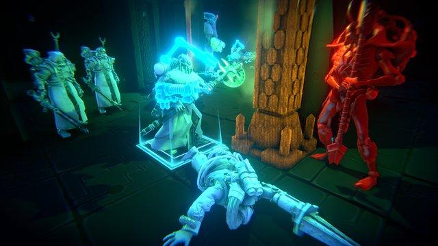 games similar to Warhammer 40,000: Mechanicus