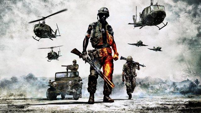 games similar to Battlefield: Bad Company 2   Vietnam
