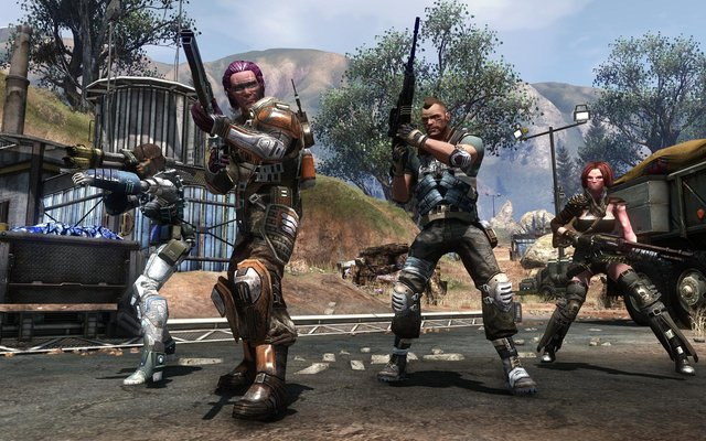 games similar to Defiance (2013)