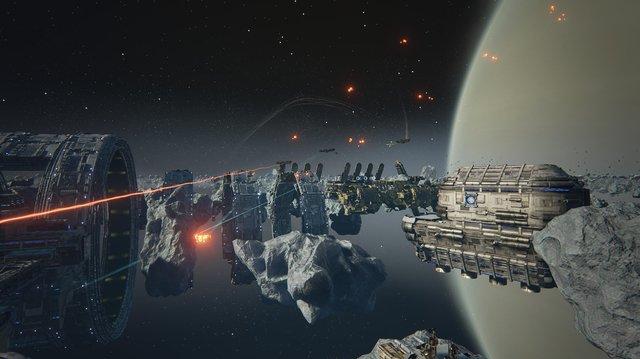 games similar to Dreadnought