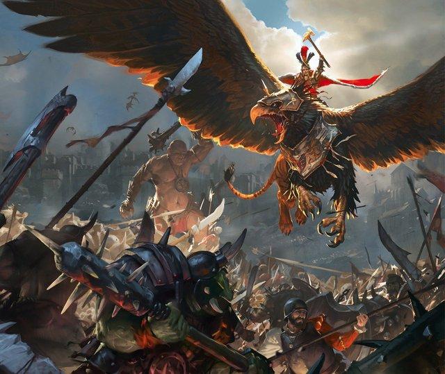 games similar to Total War: WARHAMMER