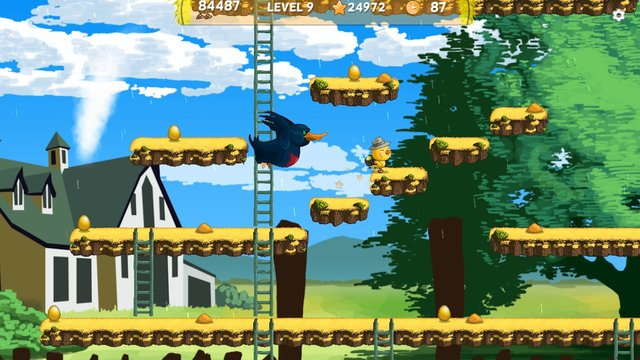 games similar to Chuckie Egg 2017