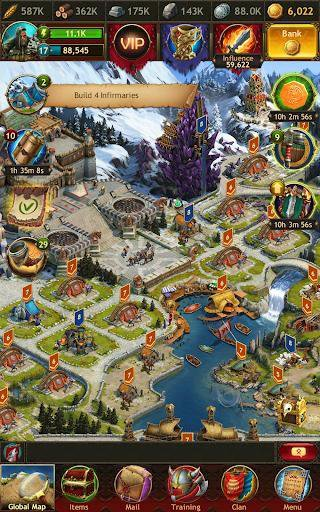 games similar to Vikings: War of Clans