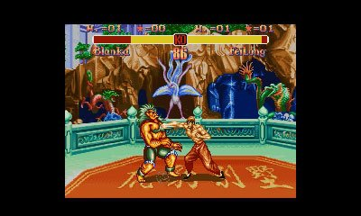 games similar to Super Street Fighter II: The New Challengers