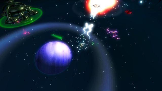 games similar to Galactic Arms Race