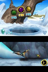 games similar to Ice Age: Dawn of the Dinosaurs (DS)