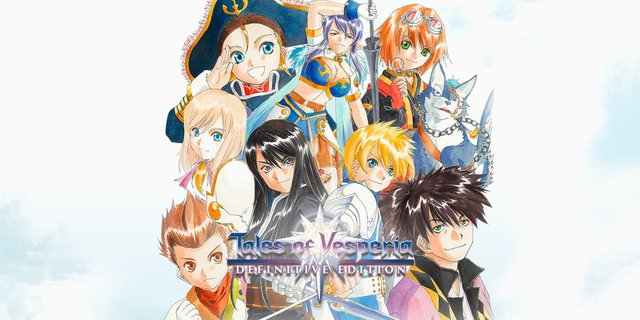 games similar to Tales of Vesperia: Definitive Edition