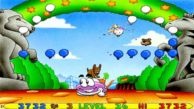 games similar to Putt Putt and Pep's Balloon o Rama