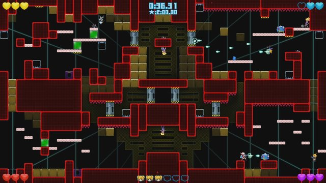 games similar to Mighty Switch Force! Collection