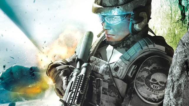games similar to Tom Clancy's Ghost Recon Advanced Warfighter 2