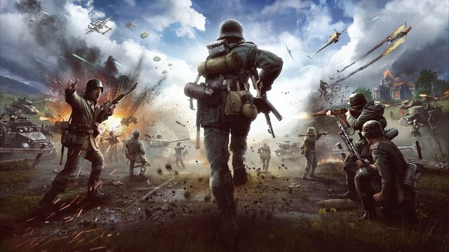 games similar to Heroes & Generals
